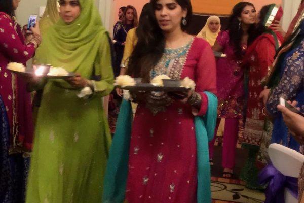 Indian wedding offerin gs