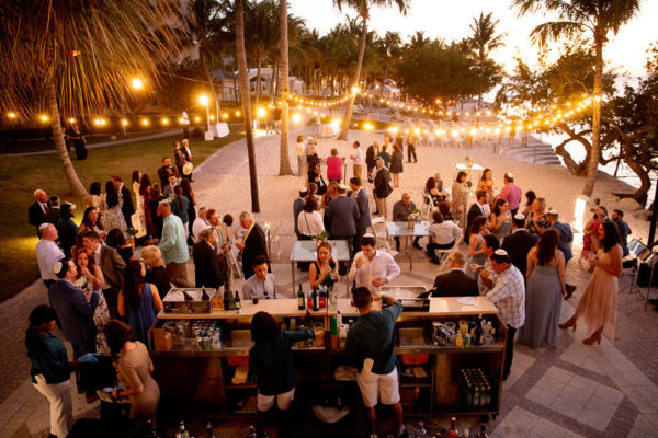 Michelle and Jordan Key Largo wedding 4