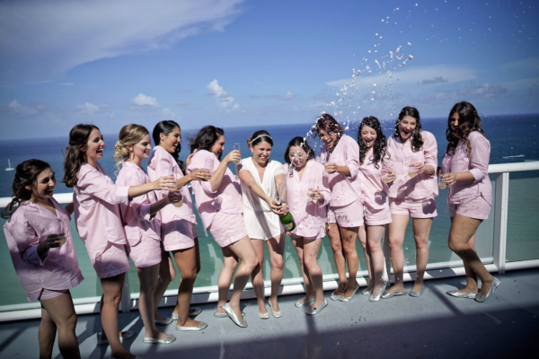 w hotel ft lauderdale bridesmaids
