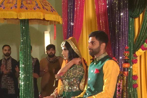 wish wedding bride and groom